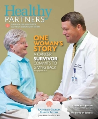 SGHS Healthy Partners Magazine Fall 2010 Edition